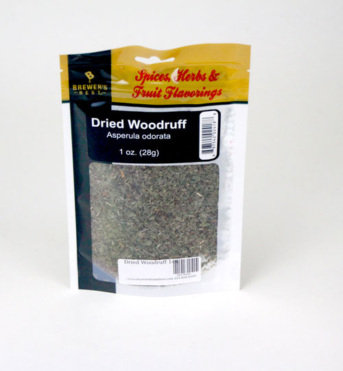 Dried Woodruff 1oz (1)