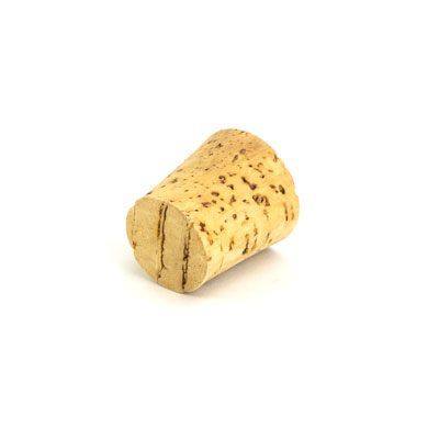 No 16 Tapered Cork: each (1)