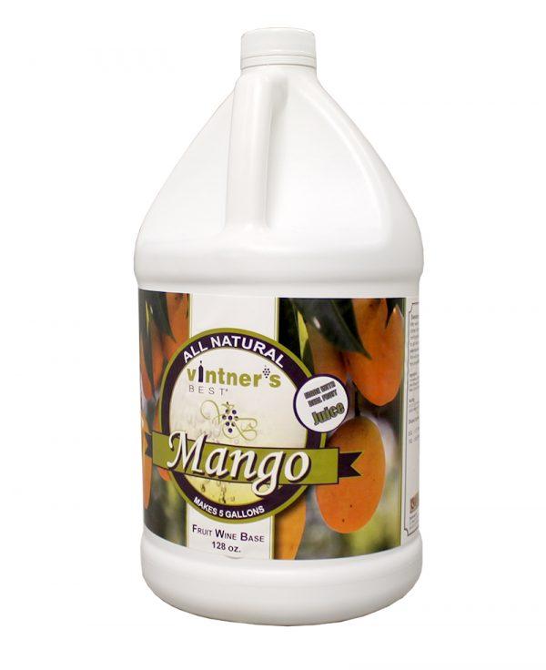 Vintners Best Wine:Base Mango 128oz (1)