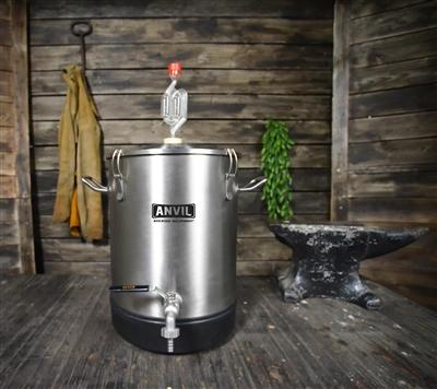 Anvil Brewing Bucket Fermenter, SS, 4 gallons-0