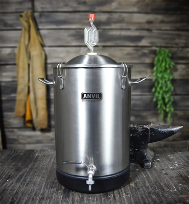 Anvil Brewing Bucket Fermenter, SS, 7.5 gallons-0