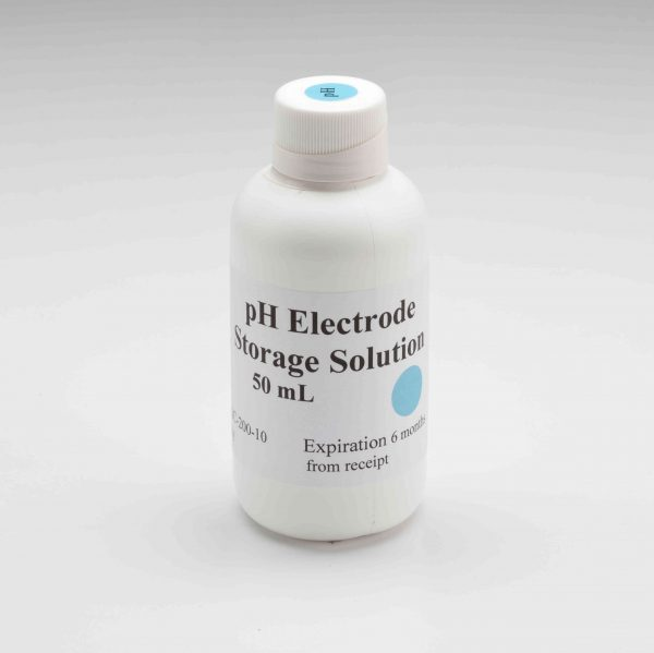 pH Electrode Storage Solution, 50 ml -126280