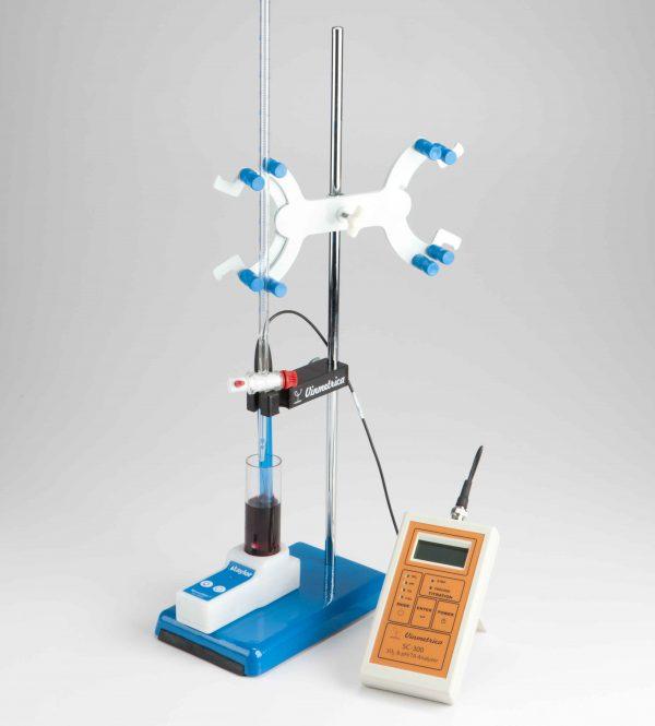 Vinmetrica SC-300 SO2 and ph/TA Pro-Kit, 10mL-0
