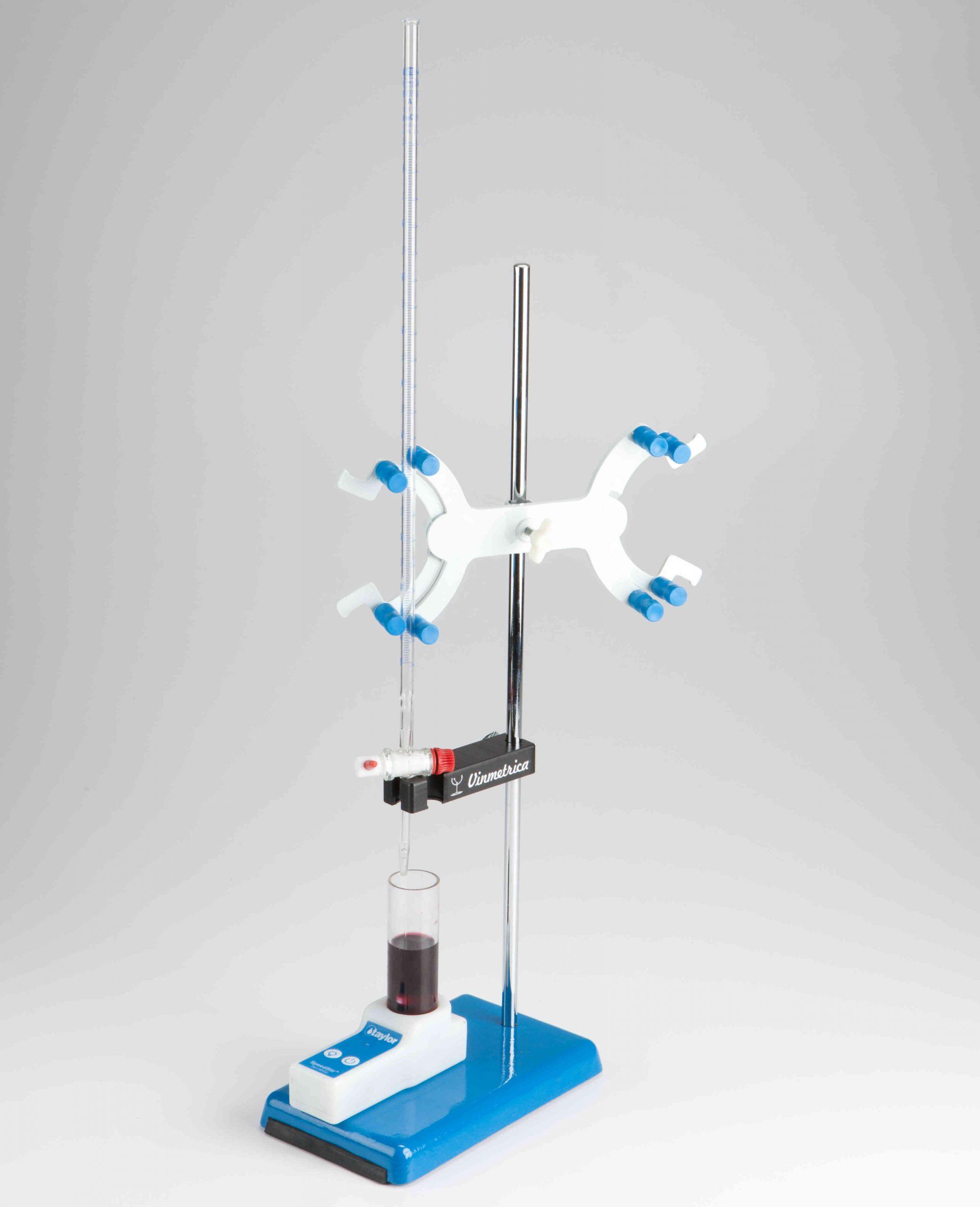 Vinmetrica SC Deluxe Lab Accessory Kit, 25mL Burette-0