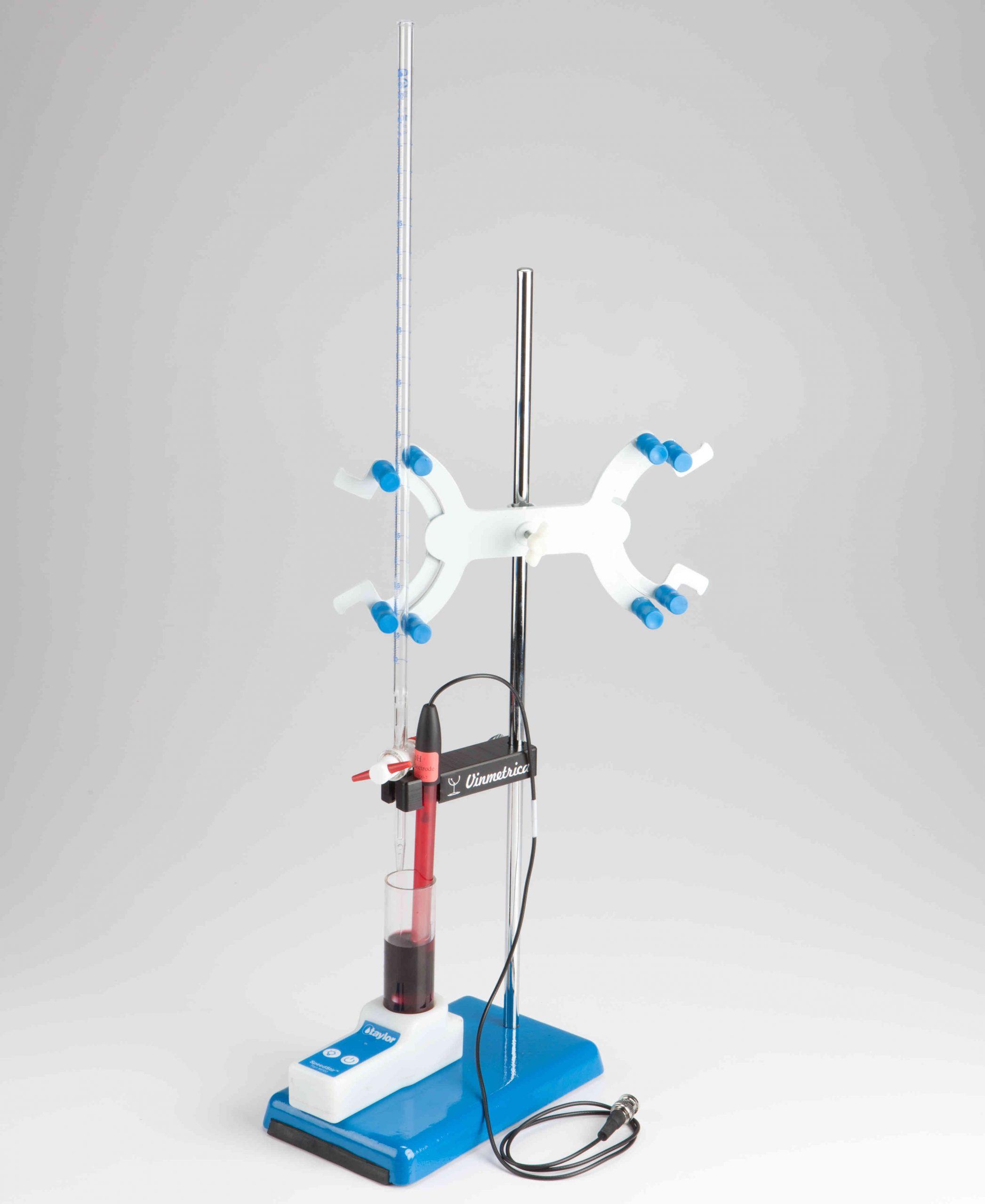 Vinmetrica Residual Sugar Labware Kit-0
