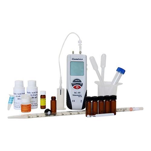 Vinmetrica SC-50 MLF Refill Kit, 10 Tests-126341