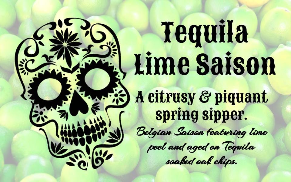Tequila Lime Saison Beer Ingredient Kit ALL GRAIN-0
