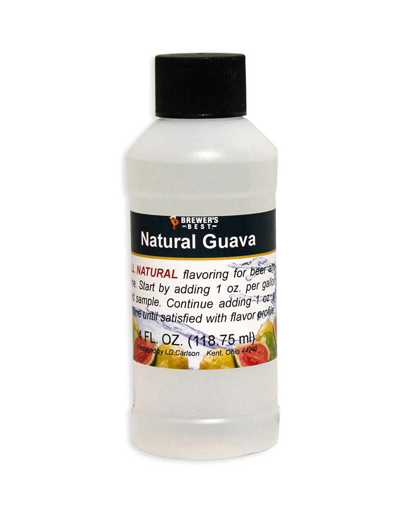 Guava Natural Flavoring, 4 oz-0