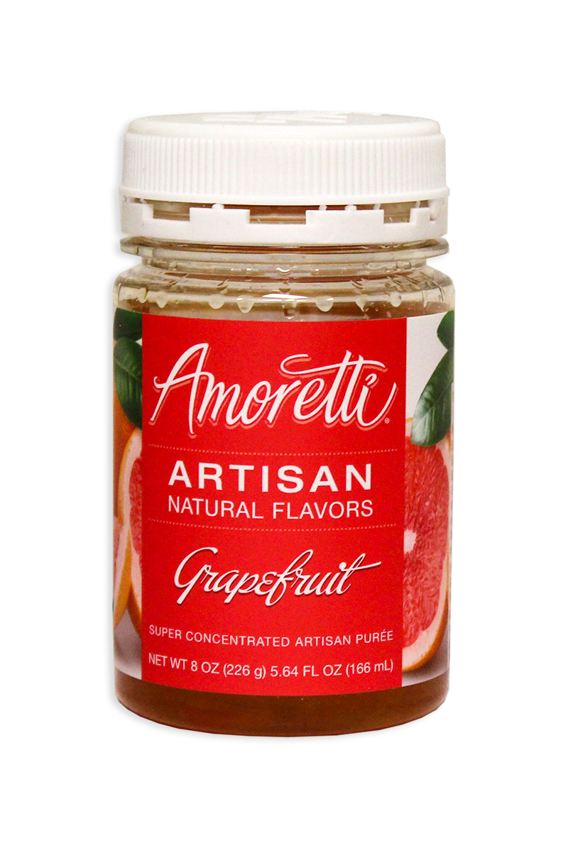 Amoretti Grapefruit Fruit Puree, 8oz.-0