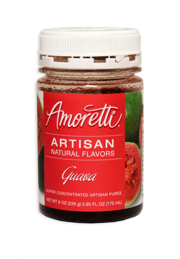 Amoretti Guava Fruit Puree, 8oz.-0