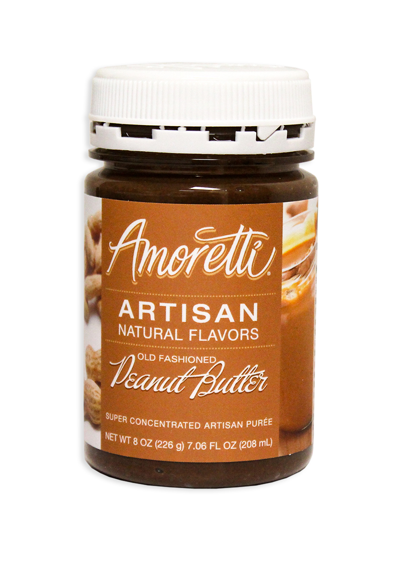 Amoretti Peanut Butter Puree, 8oz.-0