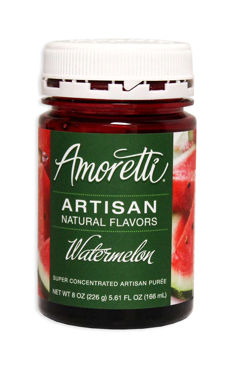 Amoretti Watermelon Fruit Puree, 8oz.-0