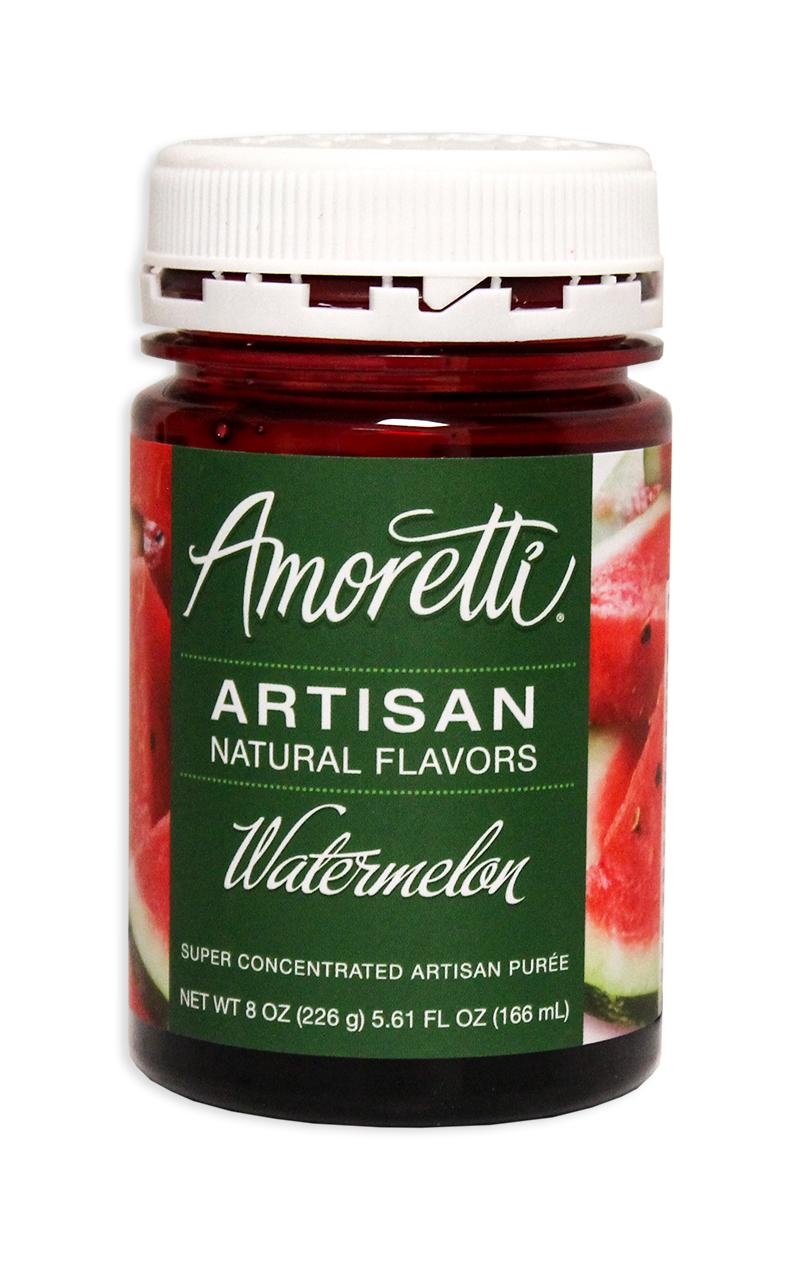 Amoretti Watermelon Fruit Puree, 8oz.-0