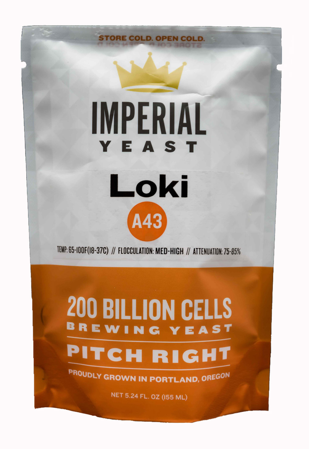 Imperial SEASONAL Beer Yeast, A43 Loki Ale-0