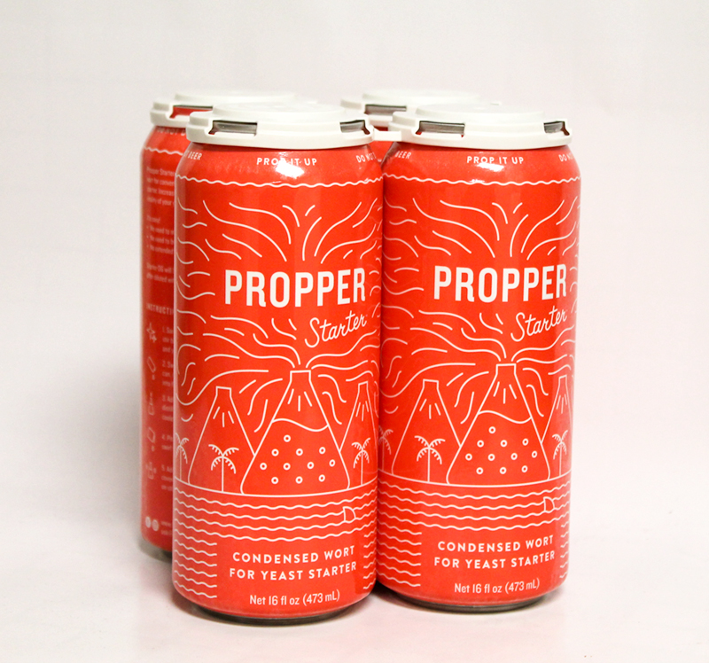 Propper Canned Wort - Beer Yeast Starter 1 Liter-0