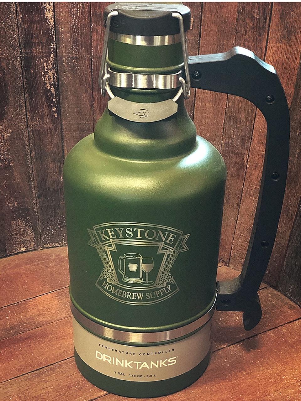 DrinkTank Growler, Timber 128oz-0