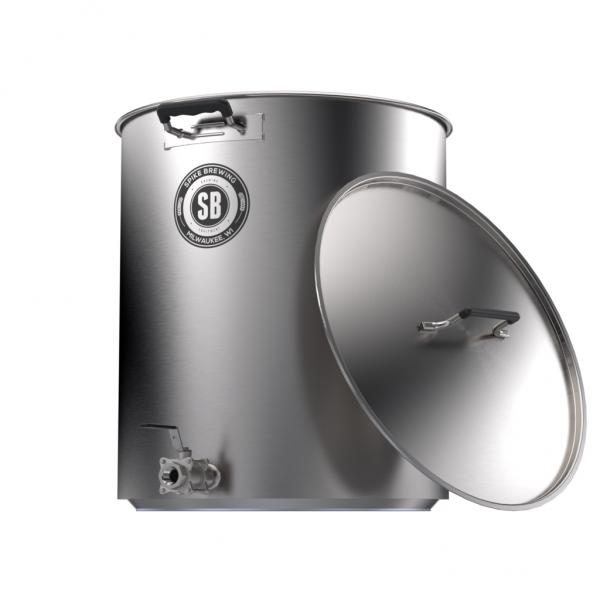Spike Brewing Kettle V4, 10 Gallon, One Coupler-0