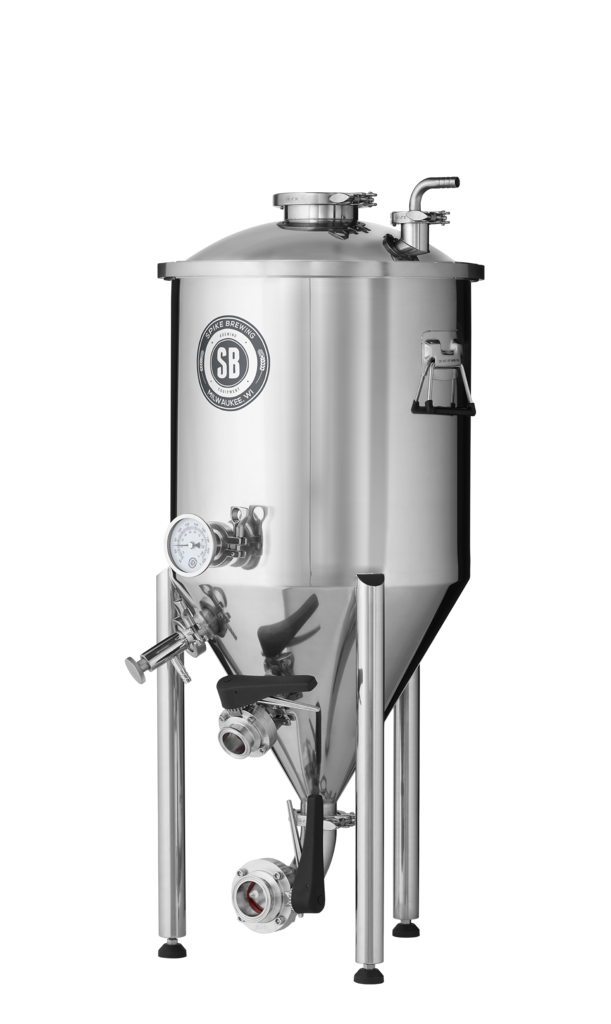 Spike Brewing, Conical Unitank - 15 Gallon-0