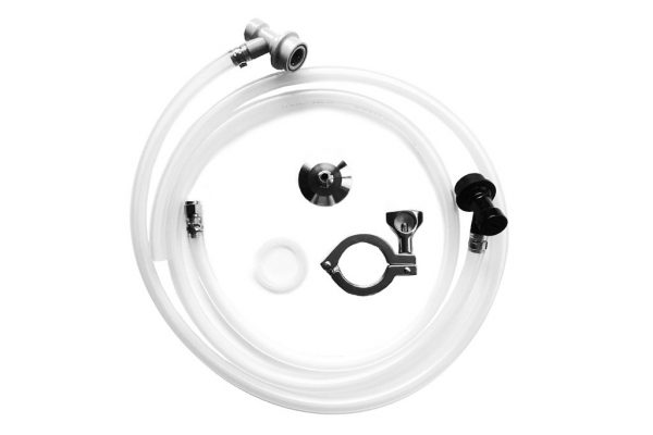 Spike Brewing, Closed Pressure Transfer Kit for Conical Unitank-0