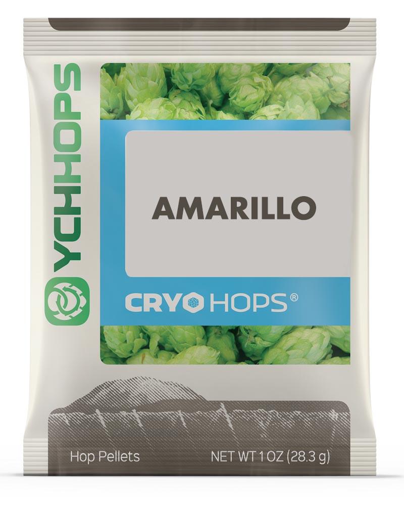 CRYO HOPS, LupuLN2 Amarillo, 1oz Pellets, 14%AA-0