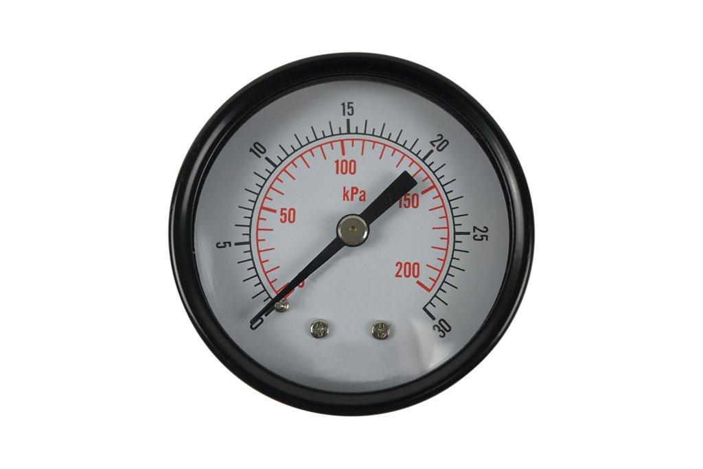 Spike Brewing, Conical Unitank Pressure Gauge-0