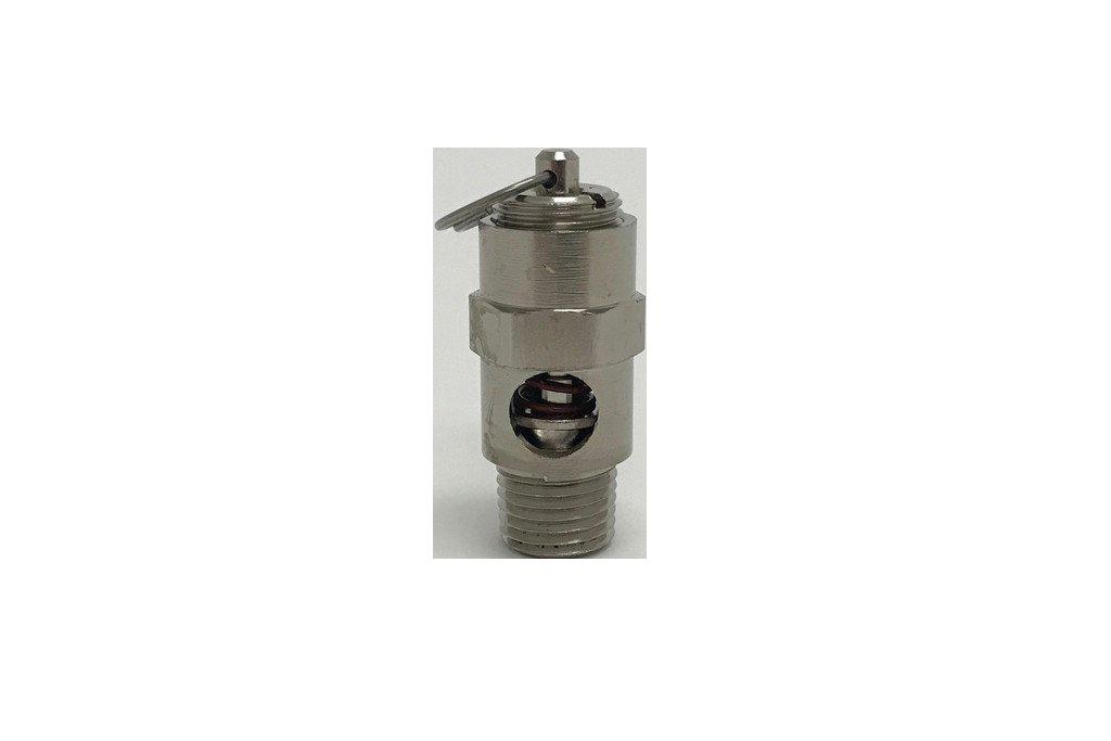 Spike Brewing, Conical Unitank Pressure Relief Valve, 15PSI-0